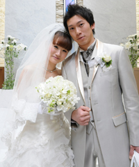 佐藤、山本 ご夫妻