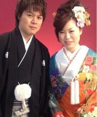 長野、敷嶋 ご夫妻
